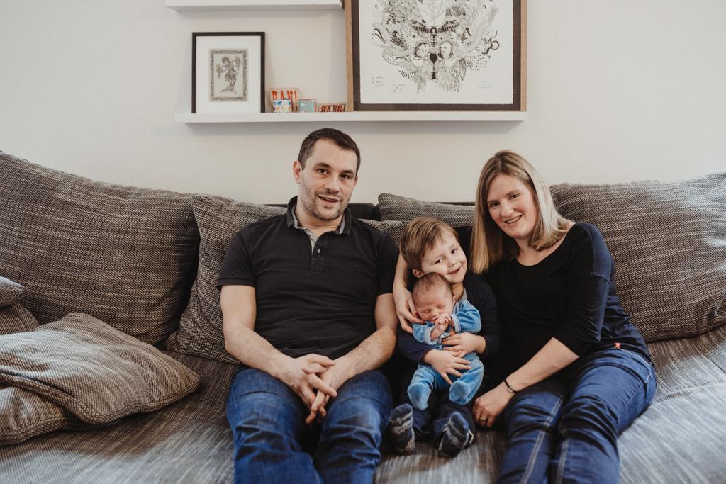 Séance photo lifestyle en famille à Mulhouse