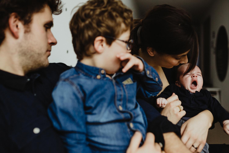photo de famille a 4