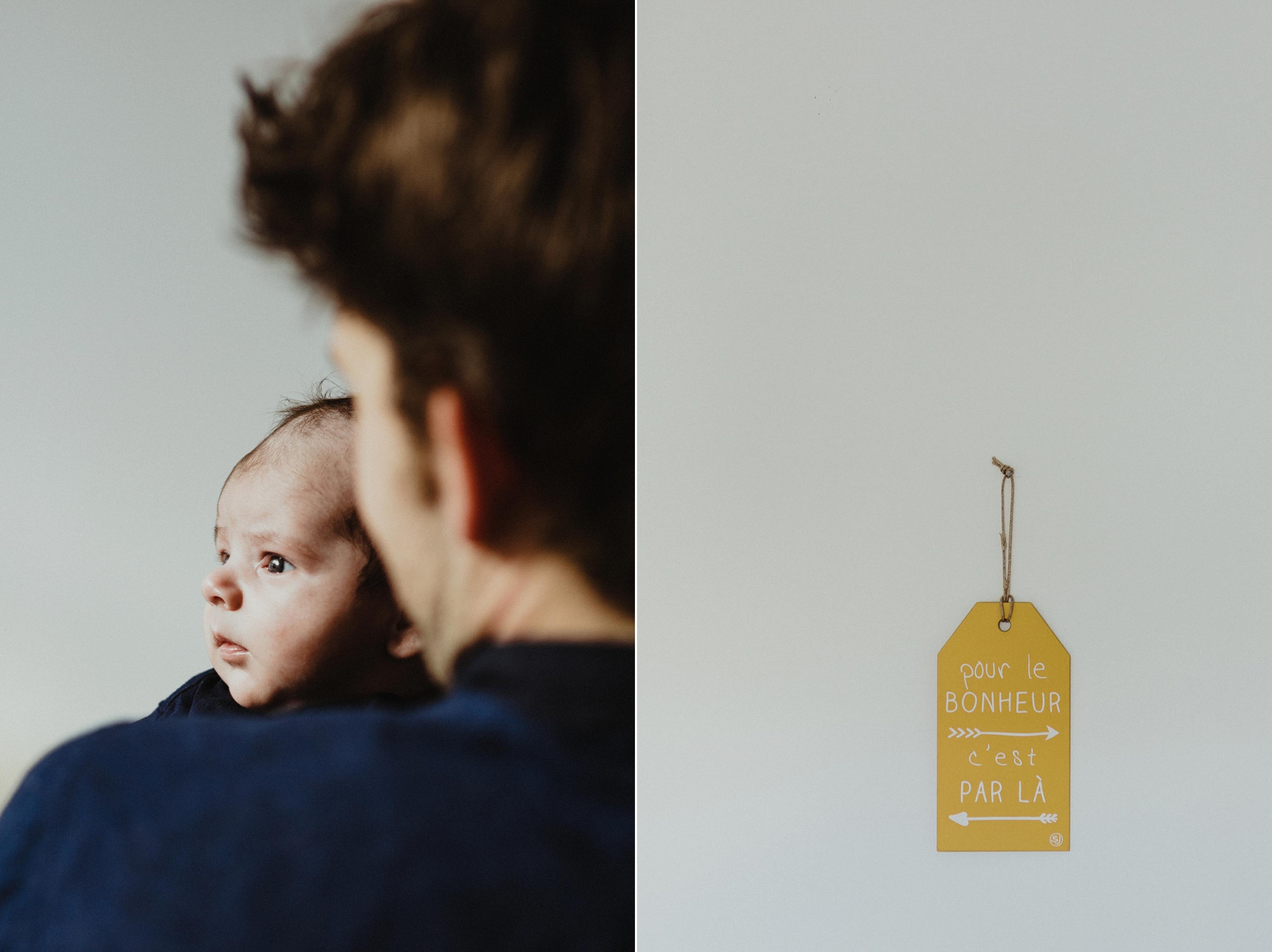 Séance photo père et fils