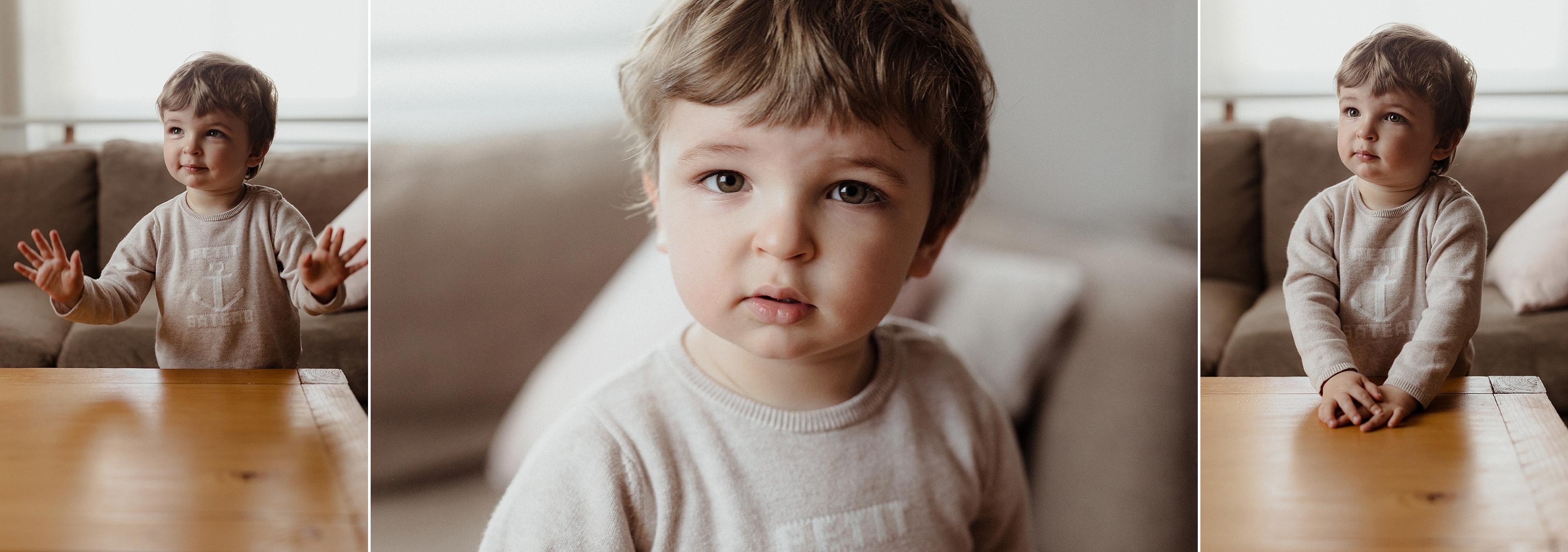photographe enfant, portraits petit garçon