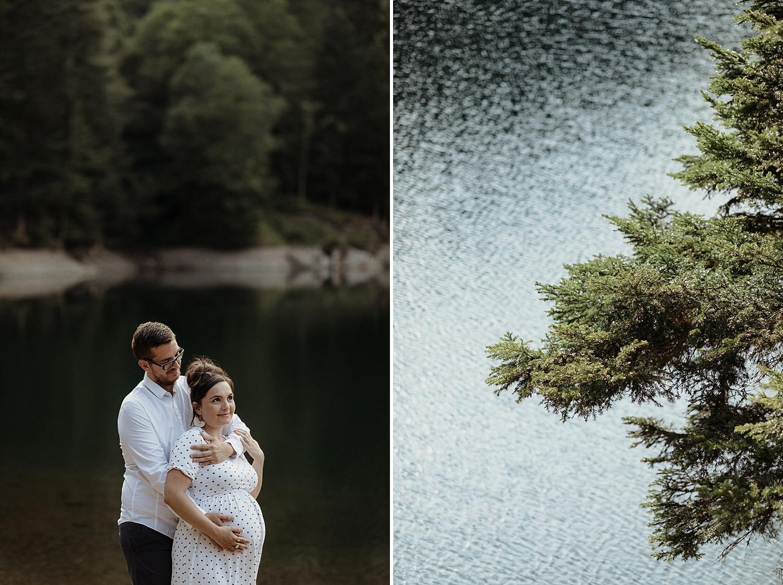 arbre de vie- photo femme enceinte Colmar