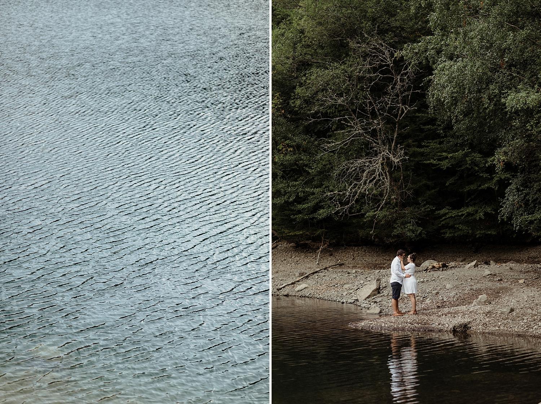 photo bord du lac Colmar