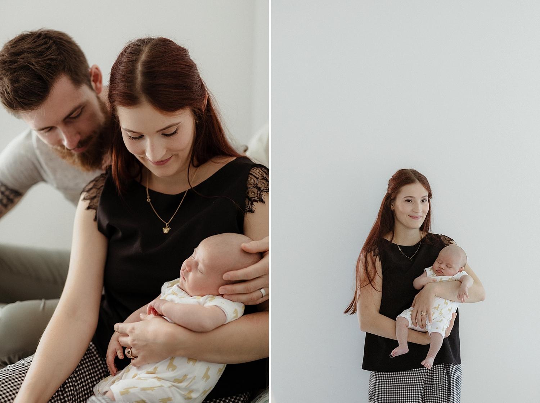 Photos couple et bébé